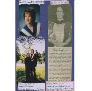 Tor Bay Acaien Society - Doctor Krista Richard