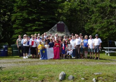 Tor Bay Acadien Society - Savalette Commemorative Gathering