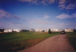 Tor Bay Acadien Society - Visiting Caravan of RVs for Pellerin/Bonnevie Reunion