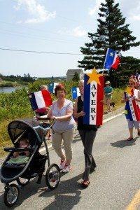 Tor Bay Acadien Society - 2013 Tintamarre