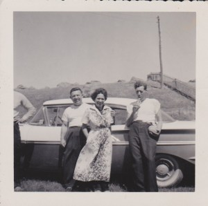 Tor Bay Acadien Society - Ed, Ethel & Harold 1958