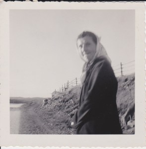 Tor Bay Acadien Society - Eileen Avery 1958