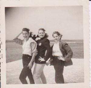 Tor Bay Acadien Society - Francine, Ellen & Pauline