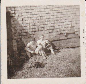 Tor Bay Acadien Society - Herman Murphy & Carroll Pellerin