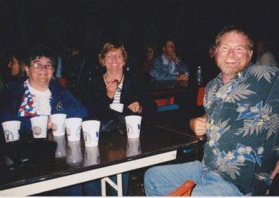 Tor Bay Acadien Society - 2005 Festival Savalette Dance