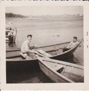 Tor Bay Acadien Society - Leo & Brody Pellerin
