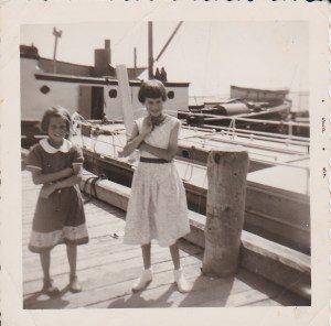 Tor Bay Acadien Society - Little Mabel & Evelyn