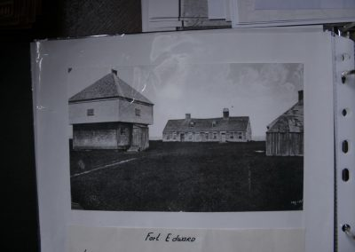 Nova Scotia, Windsor, Ft. Edward