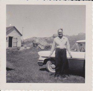 Tor Bay Acadien Society - Uncle Leonard 1958