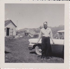 Tor Bay Acadien Society - Uncle Leonard 1958