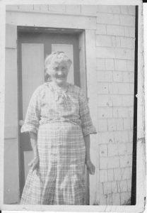 Tor Bay Acadien Society - Harriette Hushard