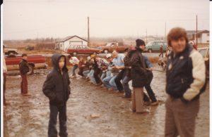 Tor Bay Acadien Society - Tug of War-Tor Bay vs Larry's River