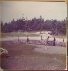 Tor Bay Acadien Society - Variety of Larry's River visit memories