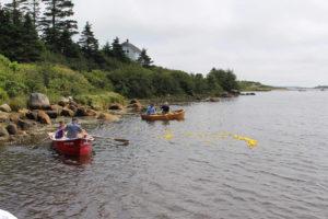 Tor Bay Acadien Society - Festival Savalette 2019 Ducky Race